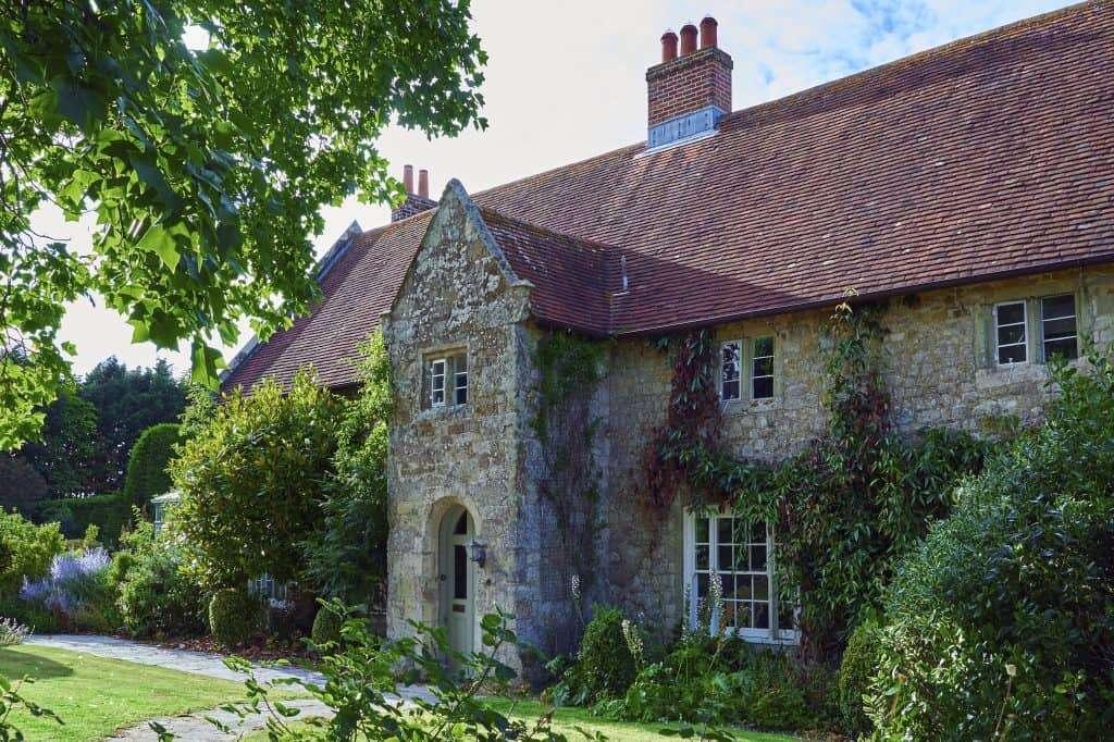 Shalfleet Manor Luxury Accomodation